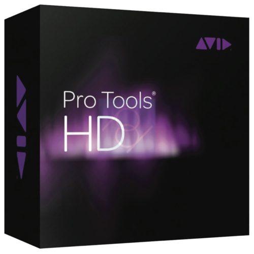 Pro Tools HD Box HI RES2